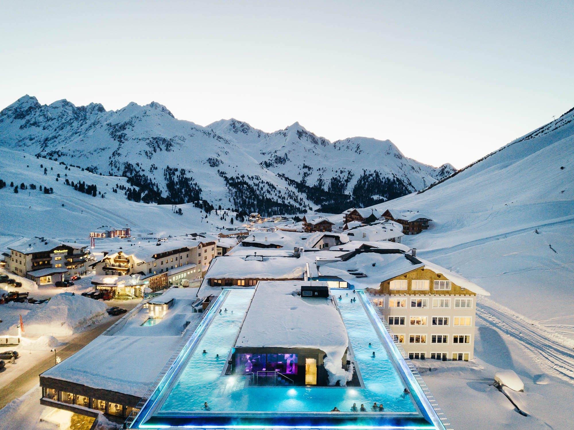 Gerber Hotels Kuhtai Tirol Home